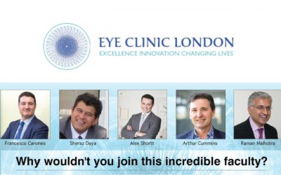 Il Dott. Carones a Londra per il Congresso annuale OSI