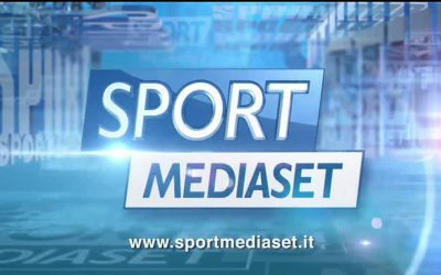 Francesco Carones a TG Sport Mediaset, su Italia 1