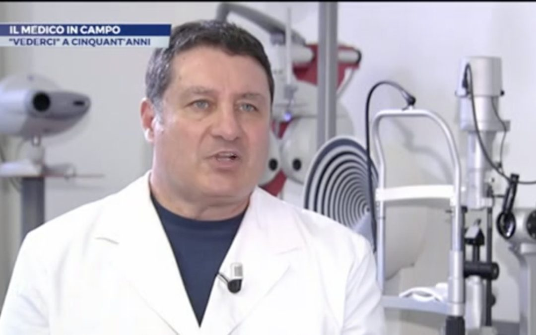 Sport Mediaset Un Medico in Campo (nella foto: Francesco Carones)