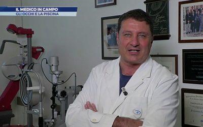 Sabato 13 luglio, Francesco Carones al TG Sport Mediaset (Italia 1)
