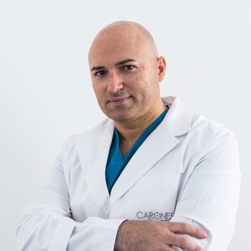 Ennio Bulone - esperto di glaucoma (Milano)