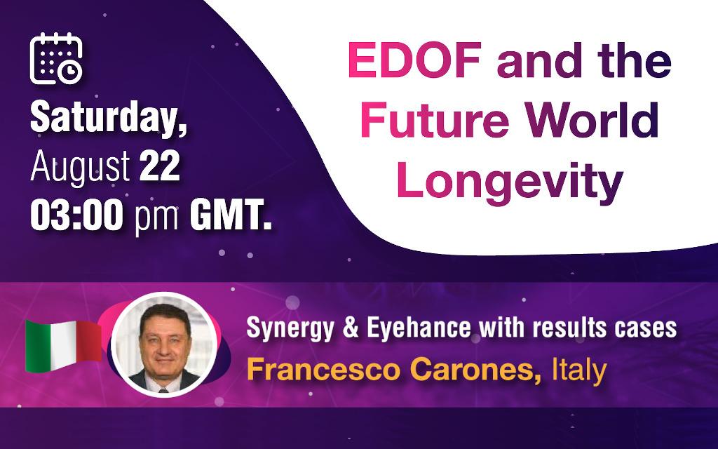EDOF and the Future World Longevity