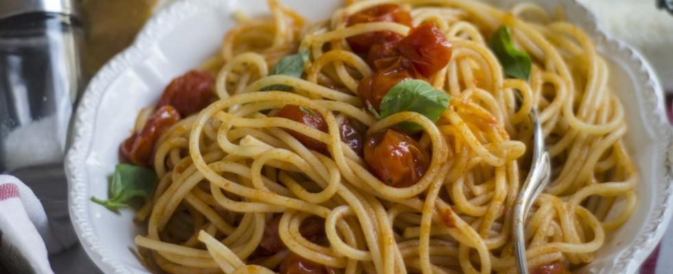 Spaghetti alla Patriota