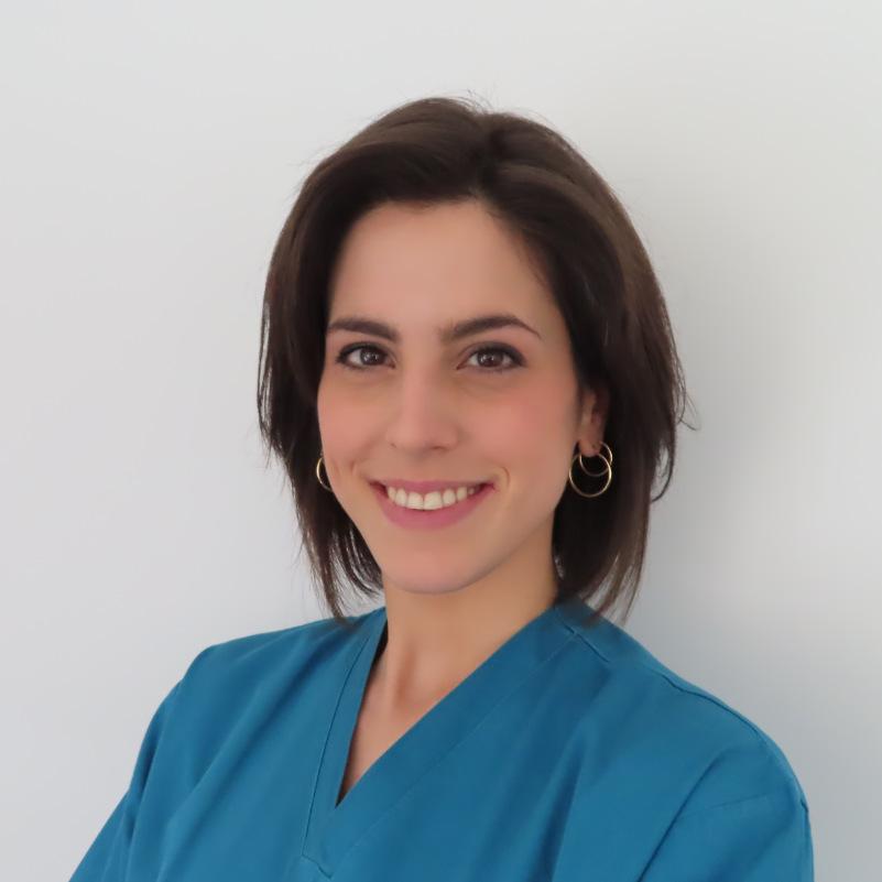 Chiara Prandi, ortottista in Centro privato operazione presbiopia