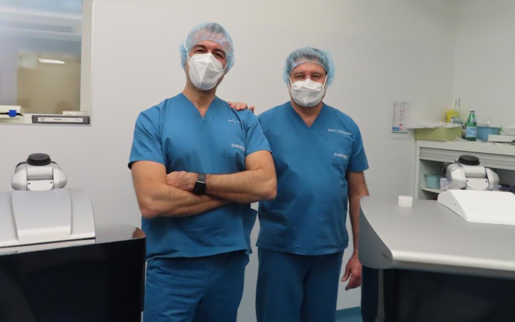 Operazione presbiopia con il laser (intervento Lasik) a Milano
