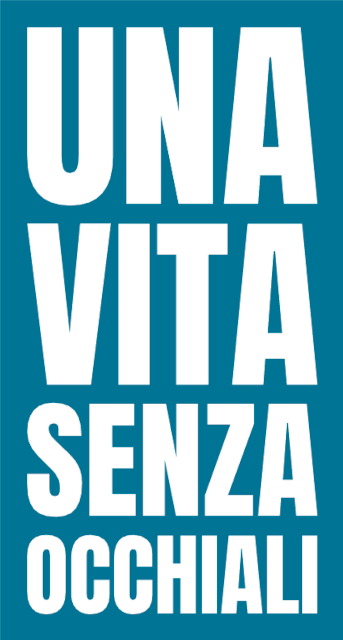 unavitasenzaocchiali logo