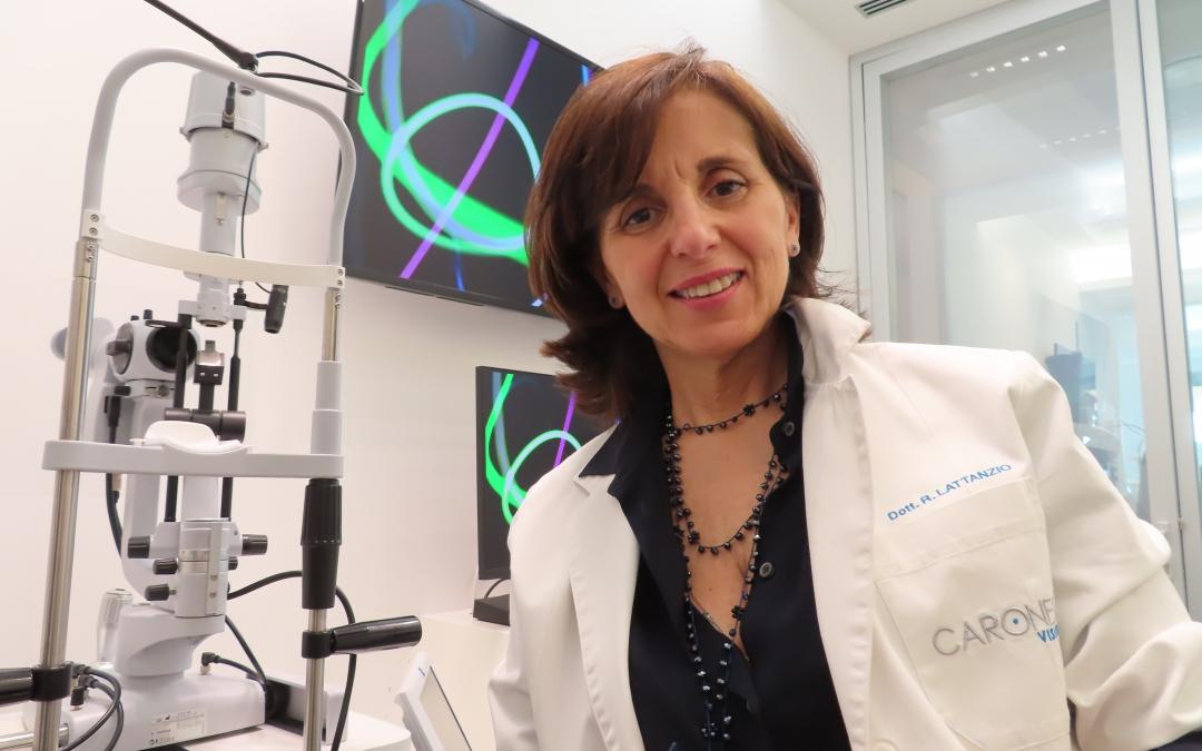 La dott.ssa Lattanzio eletta Presidente della Società Italiana Retina